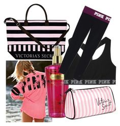 """Workout"" by smithe29 on Polyvore featuring Victoria's Secret"
