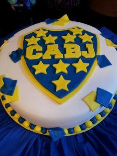 Torta de Boca Juniors