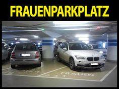 Bildergebnis für frauenparkplatz comic