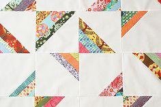 Birds, Bees and Butterfly Strands ~ A Quilt Block Tutorial || Fresh Lemons