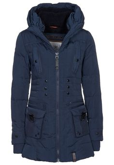 Naketano MUTANTINA - Winter jacket - blue