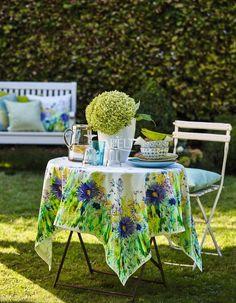 Tischdecke, Sommerwiese von Apelt, Artikel 6100
