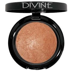 Divine Skin  Cosmetics - Baked Bronzing Powder with a Radiant, Glowing Finish - Fiji -- For more information, visit image link.