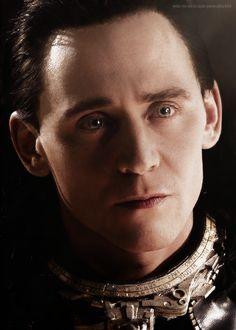 Loki's face.  Ugh!  Stop it!