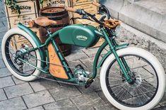 velo-electrique-look-vintage