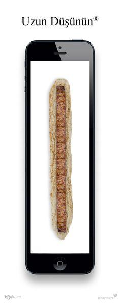 Uzun Düşünün / iPhone5