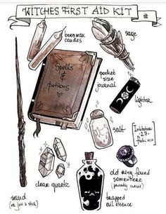 Credit: Fukari inktober 27 -You can find Witchcraft art and more on our website.Artist Credit: Fukari inktober 27 -Artist Credit: Fukari inktober 27 -You can find Witchcraft art and more on our website. Wiccan Witch, Wiccan Spells, Magick, Witch Spell Book, Witchcraft Spell Books, Grimoire Book, Eclectic Witch, Baby Witch, Modern Witch
