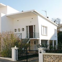 Villa - architecture royan 1950 (5)