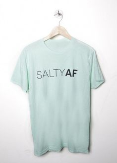 3f1b8f2e Ocean Addict Salty AF Tee – Paddles Up Paddleboards #fightingaddiction  Paddles, Tee Shirts,