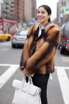 fur, fur, fur