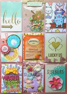 Pocket Letters ❤ CHA Winter 2014 Favorites (Picture Heavy)