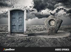 Surreal photoshop manipulation video tutorial