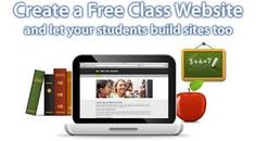 weebly : Create a free class website