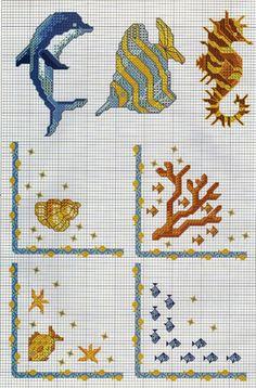Brilliant Cross Stitch Embroidery Tips Ideas. Mesmerizing Cross Stitch Embroidery Tips Ideas. Cross Stitch Sea, Cross Stitch Borders, Cross Stitch Animals, Cross Stitch Charts, Cross Stitch Designs, Cross Stitching, Cross Stitch Embroidery, Embroidery Patterns, Cross Stitch Patterns