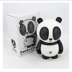 http://ift.tt/2jaOi4t 35% off this Panda Classic vinyl figure with the code in your inbox! Get on our email list for all the best sales and discounts!