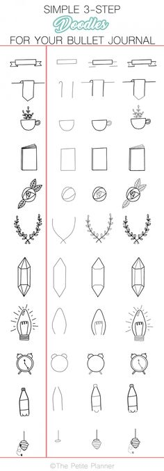 Simple Planner Doodles Tutorial for Beginners Are you ready to take your bull. 11 Simple Planner Doodles Tutorial for Beginners Are you ready to take your bull. - Simple Planner Doodles Tutorial for Beginners Are you ready to take your bull. Bullet Journal Headers, Bullet Journal 2019, Bullet Journal Notebook, Bullet Journal Inspo, Bullet Journal Doodles Ideas, Beginner Bullet Journal, Bullet Journal School, Basics Of Bullet Journaling, Bullet Journal Inspiration Creative