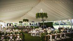 Intertwined Events: Girly Garden Wedding