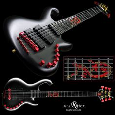 Jens Ritter's - Red Dragon