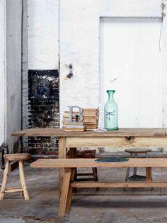 Esstisch -  Möbel von House Doctor in München... via Designchen