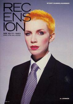 Magazine - 1983-10-01 Eurythmics - Sweden - Recension - http://www.eurythmics-ultimate.com/magazine-1983-10-01-eurythmics-sweden-recension/