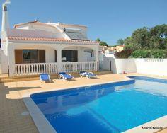 "Ferienhaus ""Casa Jodila"" in Carvoeiro, Algarve, Portugal"