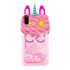 Magical Unicorn iPhone Case - So Not Size Zero Unicorn Bedroom Decor, Unicorn Rooms, Unicorn Gifts, Girly Phone Cases, Iphone Cases, Iphone 4s, Unicorn Phone Case, Cute Headphones, Unicorn Fashion