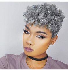 22- Short Hairstyles for Black Women
