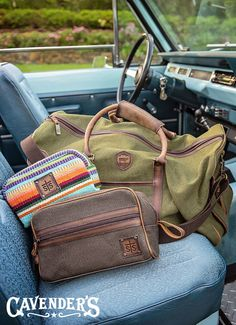 Time to hit the road with totes and accessory bags from STS Ranchwear Cowgirl Jewelry, Western Jewelry, Cowboy And Cowgirl, Purses And Bags, Totes, Jewelry Accessories, Handbags, My Style, Closet