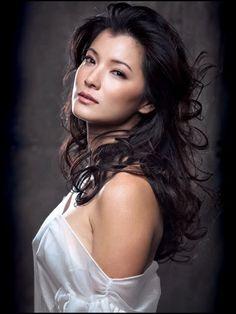 Kelly Hu - US (Hawaii) / China