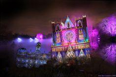 LYON: my city <3  Inlight Expo (8th of dec)