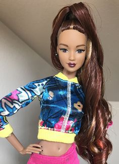 https://flic.kr/p/Svk9R8 | Barbie Fashionista