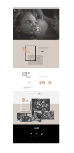 Vitor Andrade — Designer & Art Director Web Design Mobile, Web Ui Design, Layout Design, Page Design, Web Layout, Web Design Black, Design Design, Webdesign Inspiration, Graphic Design Inspiration