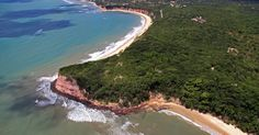 Vilarejo charmoso e badalado, Pipa tem belas praias cercadas por falésias - Fotos - UOL Viagem
