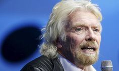 TRUMP VOWES TO DESTROY THE LIVES OF HIS ACCUSERS. Richard Branson Recalls 'Bizarre' Lunch With Revenge-Obsessed Trump