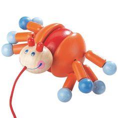 Haba Crab Calino Pull Toy