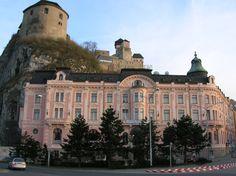 Slovakia, Trenčín - Hotel Tatra