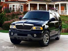 This is my dream car. I want it just as is. The Lincoln Navigator