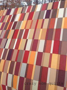 a custom quilt