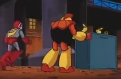 elec man's trash dive rewards him with two top scores of 10 from the judges and a hospital trip (pic 3)