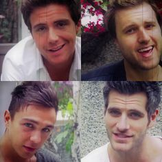 It's sad that Kyle Kupecky isn't there anymore!!! I'm sad that Kyle left Anthem Lights!!! I feel like crying right now!!!! :(