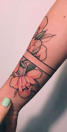 Tattoo history tattoos with meaning tattoos for girls For. - Tattoo history tattoos with meaning tattoos for girls Forearm tattoo - Sleeve Tattoos For Women, Tattoo Sleeve Designs, Flower Tattoo Designs, Tattoo Designs For Women, Female Tattoo Sleeve, Flower Tattoos On Arm, Flower Tattoo Sleeves, Tattoo Flowers, Female Arm Tattoos