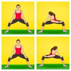кардио упражнения для сжигания жира в домашних чпу