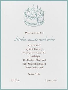 Baleine Paperless PostSnail MailInvitation DesignBirthday Party InvitationsRsvpPlace