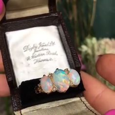 Wedding Jewelry, Diy Jewelry, Antique Jewelry, My Perfect Wedding, Turquoise Rings, Aiko, Gems And Minerals, Opals, Cocktail Rings