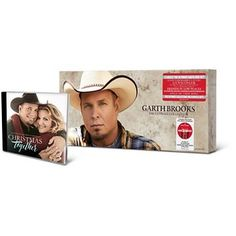 Garth Brooks – The Ultimate Collection (box set) & Christmas Together (CD) Bundle