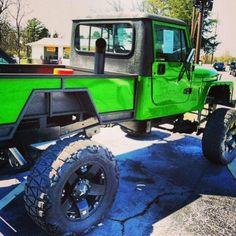Sickk Jeep with Cummins!! pic.twitter.com/TkeflQLM8u #jeepedin