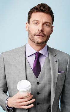 Just In: Ryan Seacrest & Dr Lancer Announce Skincare Line For Men. The men's skincare industry is so far restricted to grooming, but there's a market that is yet to be tapped and Ryan Seacrest already has a stake in it. Beauty Trends, Beauty Tips, Beauty Hacks, Ryan Seacrest, Diy Makeup, Anti Aging, Hair Care, Skincare, Beauty Tricks