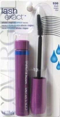 Must have beauty product  Cover Girl Lash Exact Waterproof Mascara 930 Black