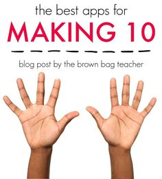 Apps for Making 10: