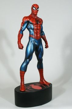 Modern Spider-Man Museum Statue. #spiderman #collectible #bowendesigns